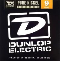 Струны Dunlop Pure Nickel Light 9-42