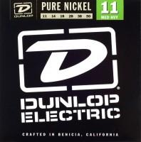 Струны Dunlop Pure Nickel Medium/Heavy 11-50