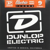 Струны Dunlop Nickel Wound Light/Heavy 9-46