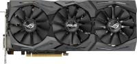 Фото - Видеокарта Asus GeForce GTX 1080 ROG-STRIX-GTX1080-O8G-11GBPS