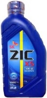 Моторное масло ZIC X5 10W-40 LPG 1L