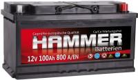 Автоаккумулятор Hammer Standard