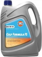 Фото - Моторное масло Gulf Formula FS 5W-30 5L