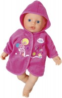 Кукла Zapf My Little Baby Born Potty Training 823460