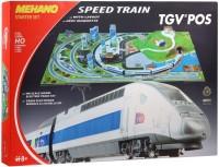 Автотрек / железная дорога MEHANO TGV POS