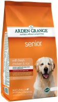 Фото - Корм для собак Arden Grange Senior Chicken/Rice 12 kg