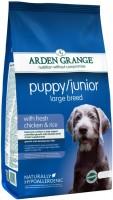 Фото - Корм для собак Arden Grange Puppy Junior Large Breed Chicken/Rice 12 kg
