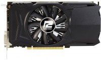 Фото - Видеокарта PowerColor Radeon RX 550 AXRX 550 2GBD5-DH/OC