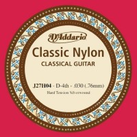 Фото - Струны DAddario Single Student Nylon 30