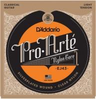 Струны DAddario Pro-Arte Nylon 27.5-42