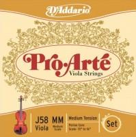 Струны DAddario Pro-Arte Viola MM