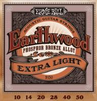 Фото - Струны Ernie Ball Earthwood Phosphor Bronze 10-50
