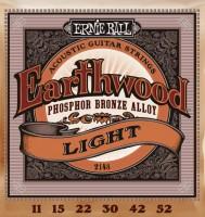 Фото - Струны Ernie Ball Earthwood Phosphor Bronze 11-52