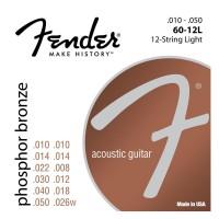 Струны Fender 60-12L