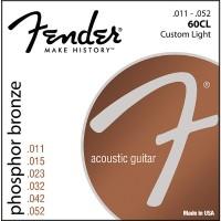 Струны Fender 60CL