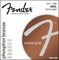 Струны Fender 60XL