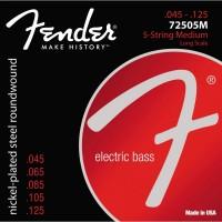 Фото - Струны Fender 7250-5M
