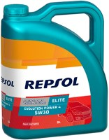 Моторное масло Repsol Elite Evolution Power 4 5W-30 5L