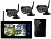 Комплект видеонаблюдения interVision KIT-DOOR4
