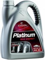 Моторное масло Orlen Platinum Max Energy 5W-30 4L