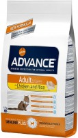 Корм для кошек Advance Adult Cat Chicken/Rice 15.0 kg