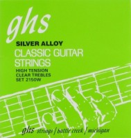 Струны GHS Silver Alloy Classic 28-43