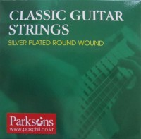 Струны Parksons Silver Plated Round Wound 28-43