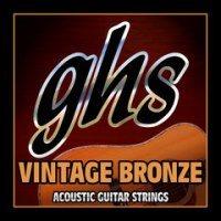 Струны GHS Vintage Bronze 12-String 10-46