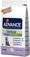 Корм для кошек Advance Sterilized Hairball Turkey/Barley 1.5 kg