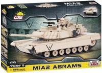Фото - Конструктор COBI M1A2 Abrams 2608