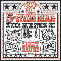 Струны Ernie Ball 5-String Banjo 9-20