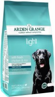 Корм для собак Arden Grange Adult Light Chicken/Rice 12 kg