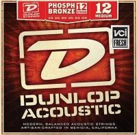 Струны Dunlop Phosphor Bronze 12-String Medium 12-52