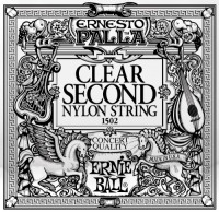 Фото - Струны Ernie Ball Single Ernesto Palla Nylon 32