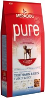 Корм для собак MERADOG High Premium Pure Junior Turkey/Rice 4 kg
