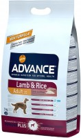 Корм для собак Advance Adult Lamb/Rice 12 kg