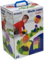 Конструктор Miniland Blocks Super Track 1 32344
