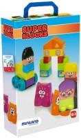 Конструктор Miniland Super Blocks Pets 32348