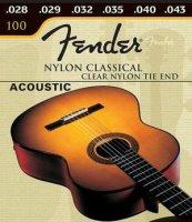 Струны Fender 100