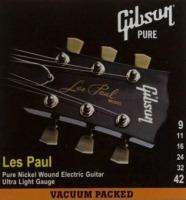 Струны Gibson SEG-LP9