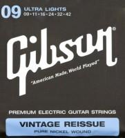 Струны Gibson SEG-VR9