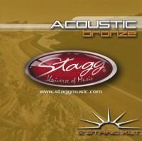 Фото - Струны Stagg Acoustic Bronze 12-String 10-47