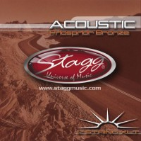 Фото - Струны Stagg Acoustic Phosphor-Bronze 12-String 10-47