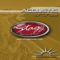 Фото - Струны Stagg Acoustic Bronze 13-56