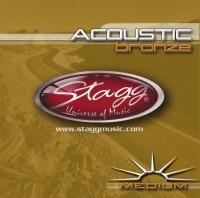 Струны Stagg Acoustic Bronze 13-56