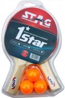 Ракетка для настольного тенниса Stag Stag One Star Play Set Two Bats