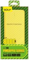 Powerbank аккумулятор Golf G-17