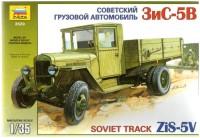 Сборная модель Zvezda Soviet Truck ZiS-5V (1:35)