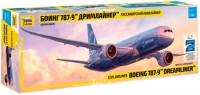Фото - Сборная модель Zvezda Boeing 787-9 Dreamliner (1:144)