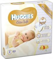 Фото - Подгузники Huggies Elite Soft 2 / 80 pcs